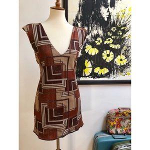 Cool 1970's Shimmer Dress